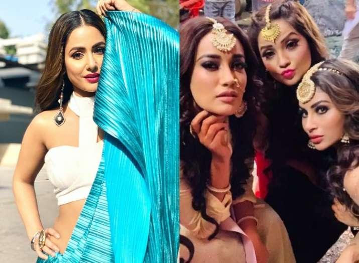 Hina Khan Aka Komolika To Play The Lead In Ekta Kapoor S Naagin 4 Tv News India Tv Terms in this set (97) name 3 kinds of pizza. hina khan aka komolika to play the lead