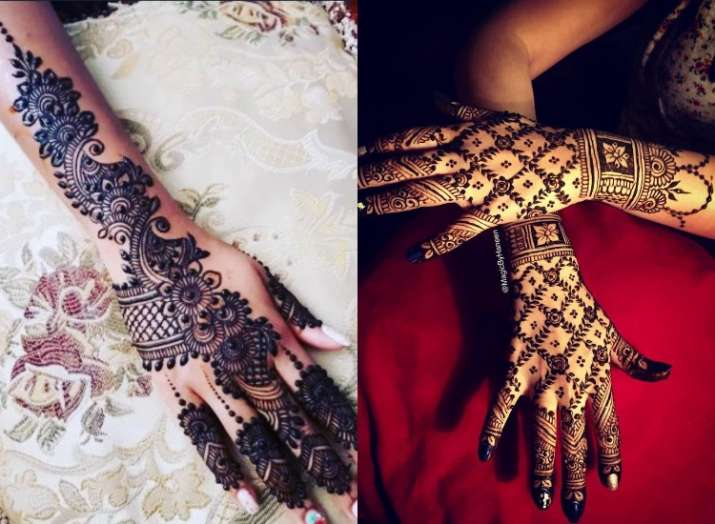 simple mehandi design simple