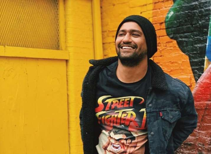 Vicky Kaushal roped in for Sajid Nadiadwala's Land Of Lungi