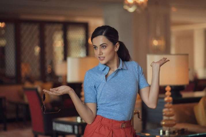 Taapsee Pannu speaks on the struggle in Bollywood