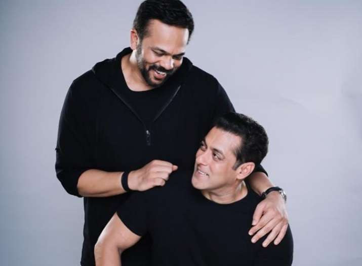 Salman Khan shows love to 'younger brother' Rohit Shetty as he prepones Sooryavanshi release date