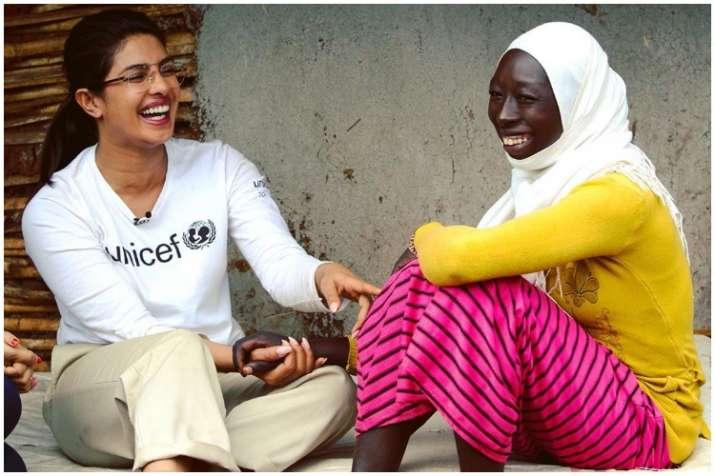 Priyanka Chopra honored with Danny Kaye Humanitarian Award