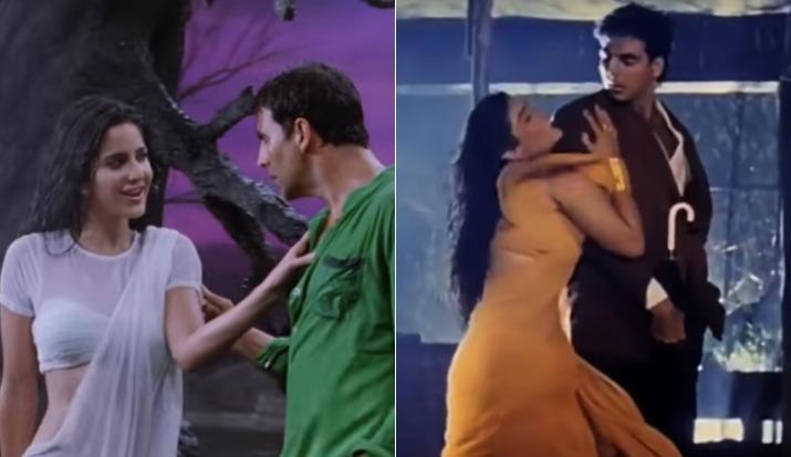 Akshay Kumar and Katrina Kaif to burn the dance floor with Tip Tip Barsa Paani revamped song