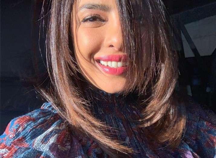 Priyanka Chopra looks radiant in her sunkissed selfie from NYC with Nick Jonas