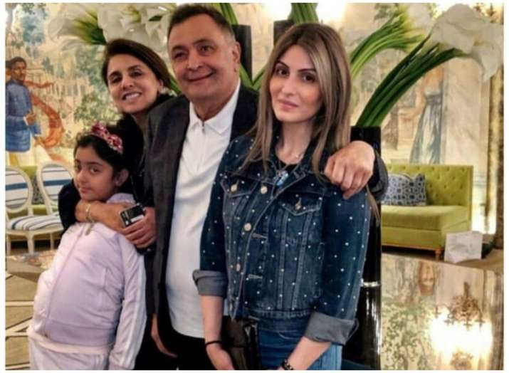Happy Father's Day: Rishi Kapoor