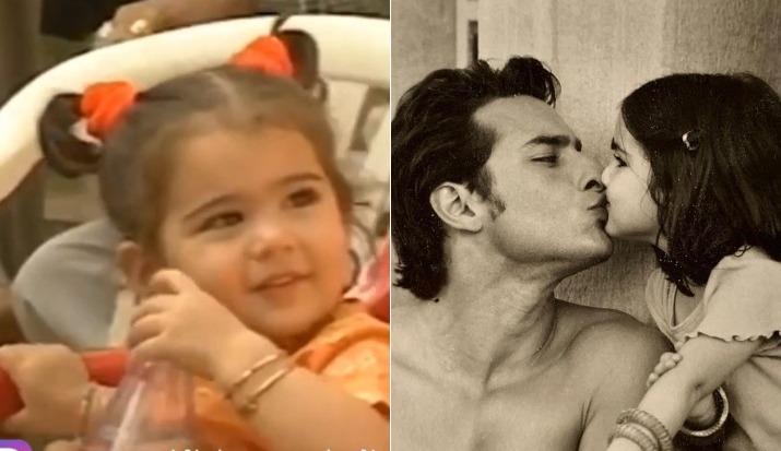 Sara Ali Khan's childhood video playing with dad Saif Ali Khan is ...