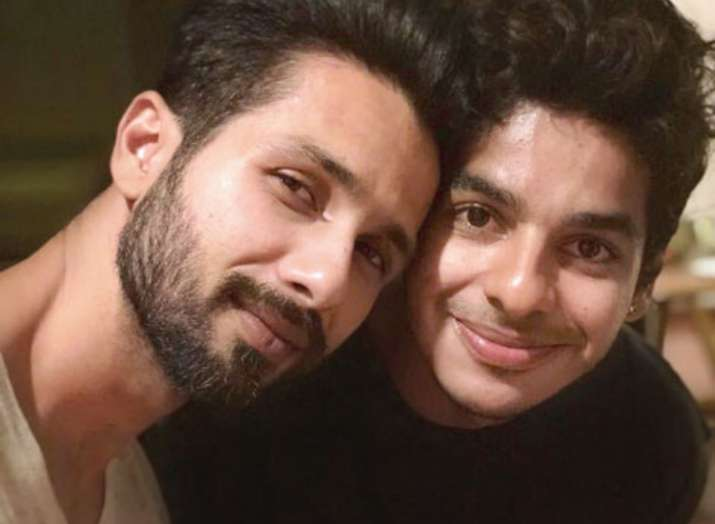 Ishaan Khatter comes to the rescue as a troll tries to slam brother Shahid Kapoor