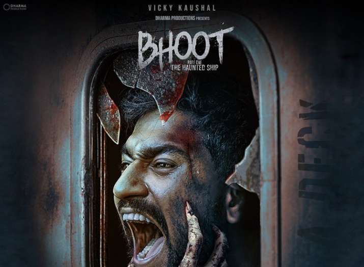 Vicky Kaushal sinks into the world of fear, announces horror