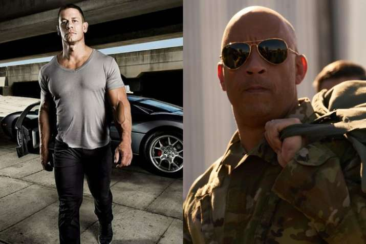 India Tv - John Cena to share screen with Vin Diesel
