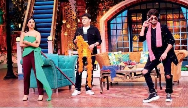The Kapil Sharma Show: Shahid Kapoor can't get angry on househelp