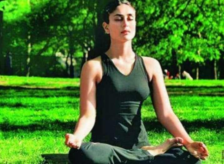 Kareena Kapoor Khan's difficult yoga workout will pump up