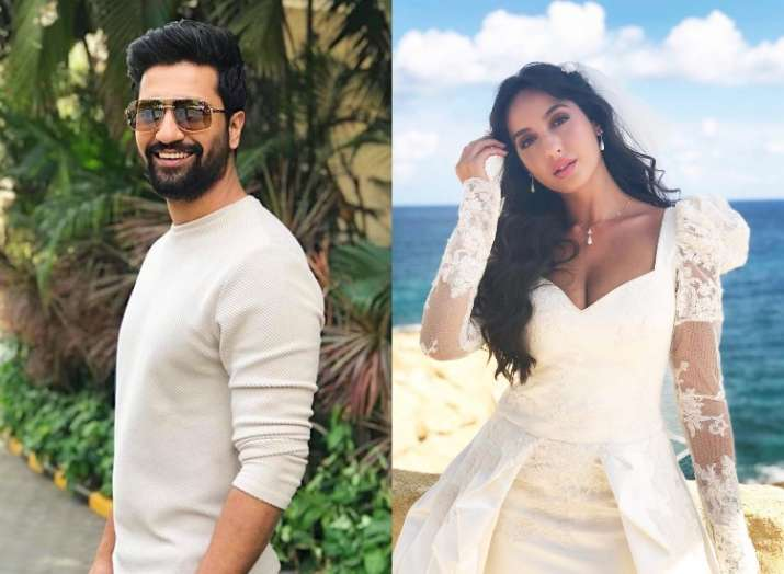 Vicky Kaushal to shoot for romantic music video in Shimla with Nora Fatehi?