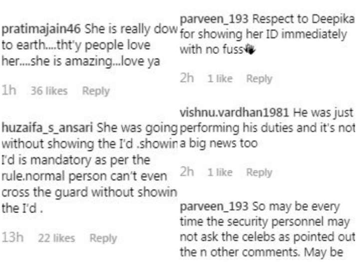 India Tv - Comments on Deepika Padukone's video