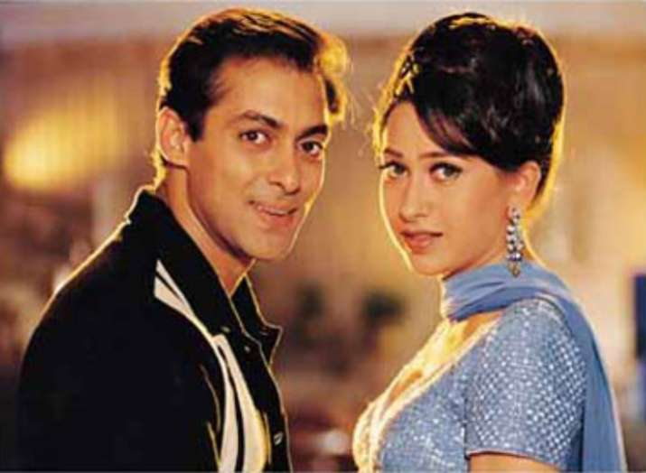 India Tv - Karisma Kapoor Birthday special: Here's how the 90s diva rose to fame with Raja Hindustani