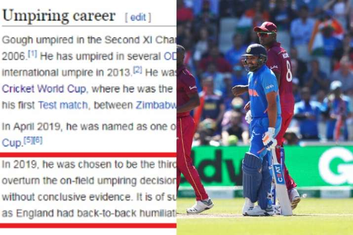 A fan took out his frustration over Rohit Sharma's