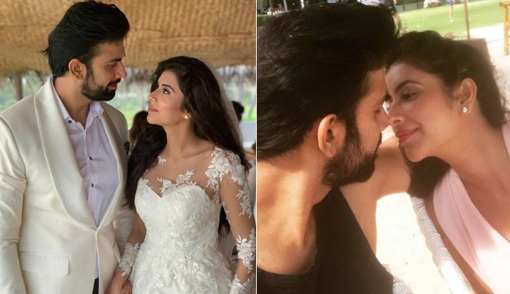 Rajeev Sen and Charu Asopa's romantic pictures from their pre-honeymoon trip are full of love