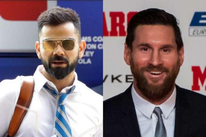 Indian skipper Virat Kohli among world's highest-paid athletes, Lionel Messi tops list: Forbes