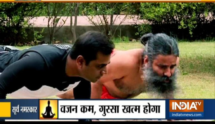 Exclusive Yoga Day 2019 Special: Swami Ramdev on importance of practicing Vakrasana