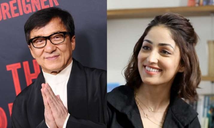 Yami Gautam, Jackie Chan