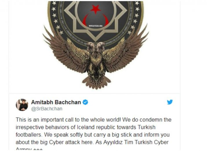 India Tv - Amitabh Bachchan Twitter Hacked Row
