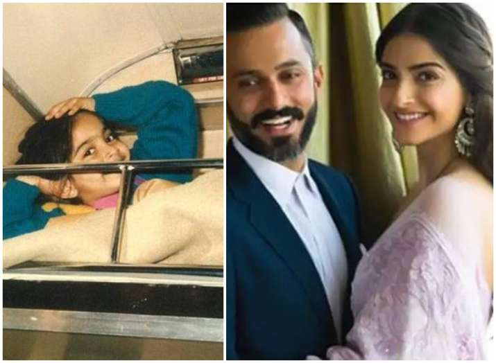 Sonam Kapoor's throwback picture of train trip makes