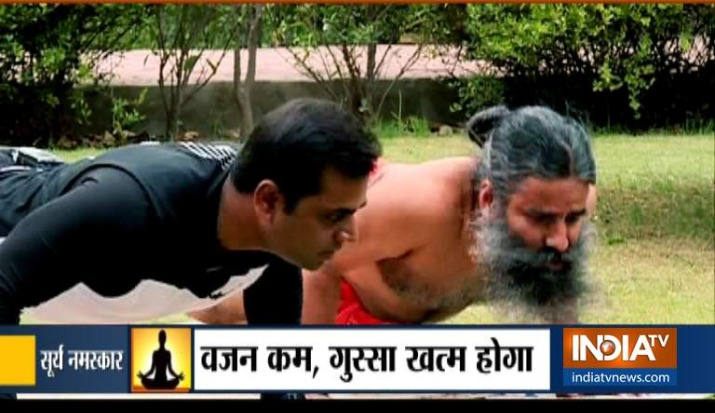 Yoga Day 2019 Exclusive: Swami Ramdev talks about Yoga poses for backache, diabetes