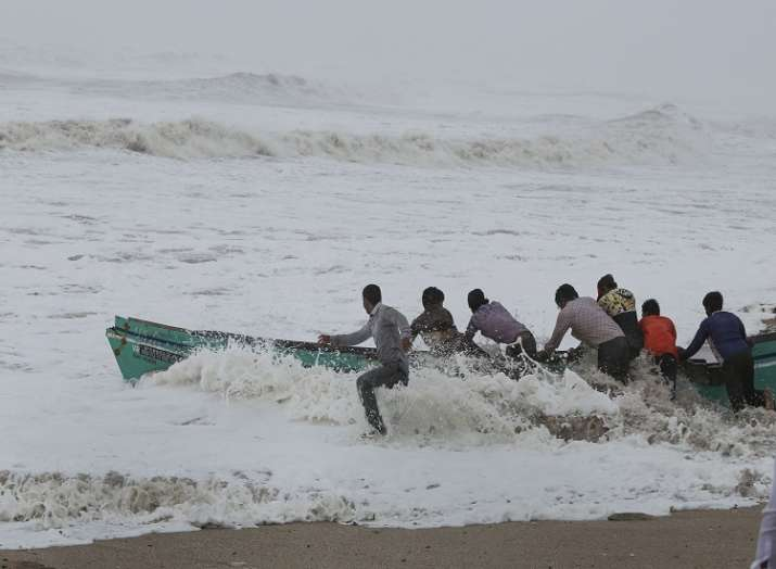 Cyclone Vayu to recurve, likely to hit Gujarat's Kutch