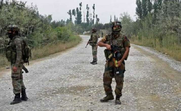 Jammu and Kashmir: Encounter between terrorists, security forces underway in Pulwama