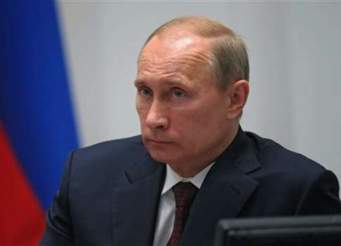 Putin orders probe into cause of Arctic oil spill