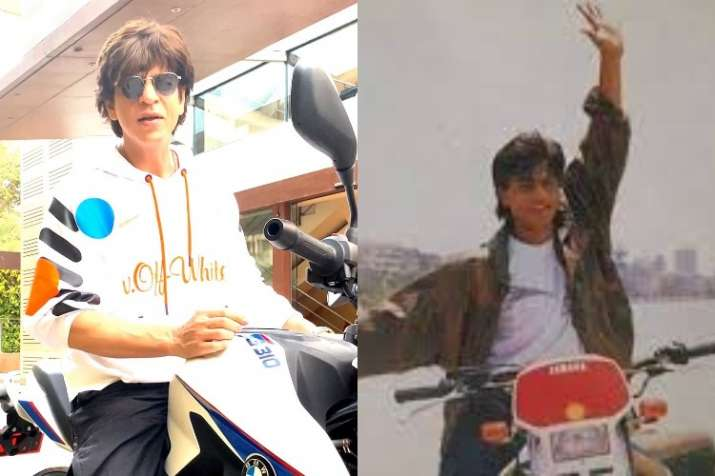 Shah Rukh Khan expresses gratitude on completing 27 years