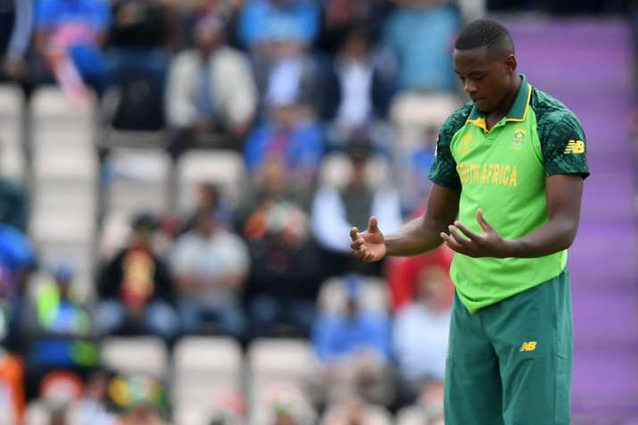 India Tv - Kagiso Rabada has taken just 6 wickets so far in World Cup 2019