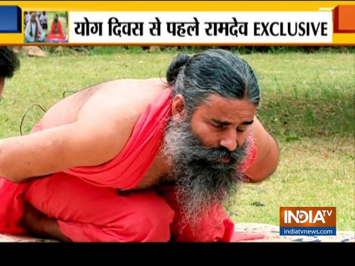 Exclusive Yoga Day 2019 Special: Swami Ramdev on benefits