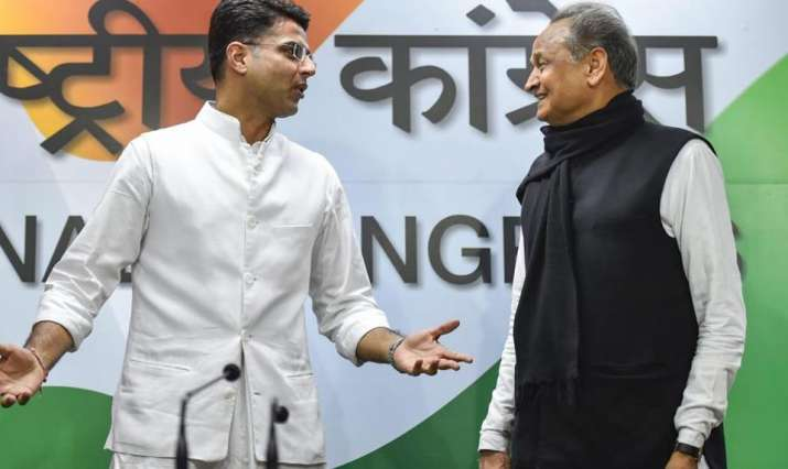 Ashok Gehlot had, however, claimed that there were no