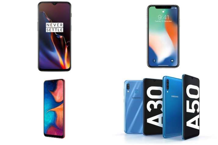 Amazon Fab Phone Fest starts today: Offers on iPhone X, OnePlus 6T and more