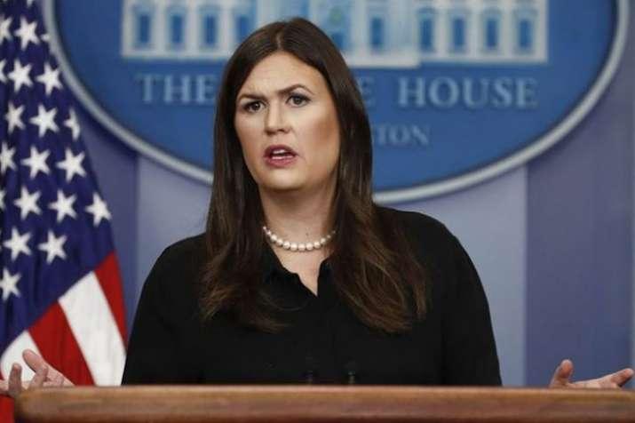 Sarah Sanders to step down