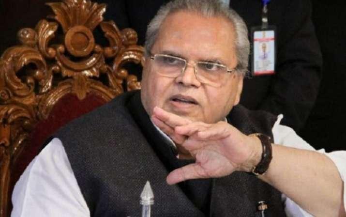Jammu & Kashmir Governor Satya Pal Malik