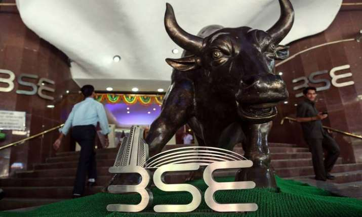 Sensex falls over 150 points; IT stocks drag