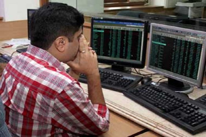 Sensex falls over 200 points, Nifty tests