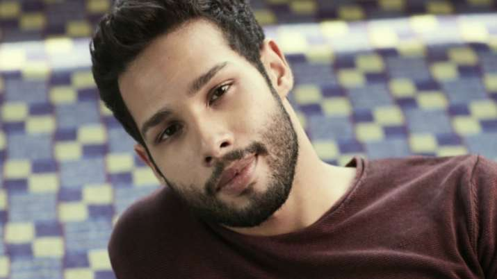 Siddhant Chaturvedi opens up on his fitness routine