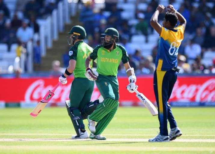 CWC 2019, Match 35: Unbeaten Du Plessis, Amla guide South
