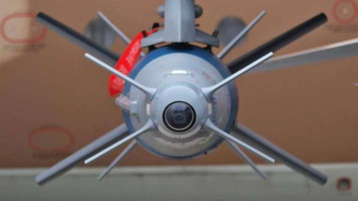 IAF buys over 100 SPICE bombs from Israel in Rs 300-crore