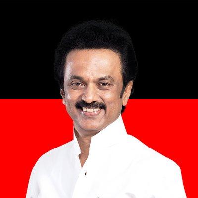 DMK president M K Stalin