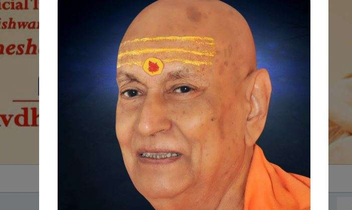 The 87-year-old head of Bharat Mata Janhit Trust was