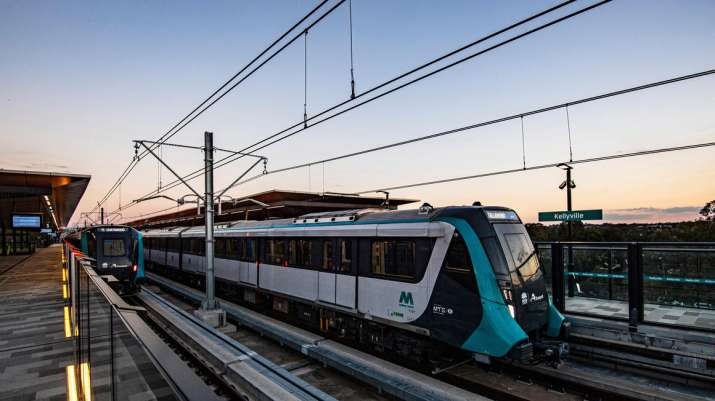 Sydney Metro's newest service – the fully automated