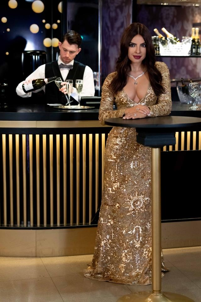 India Tv - Priyanka Chopra wax statue at Madame Tussauds, UK