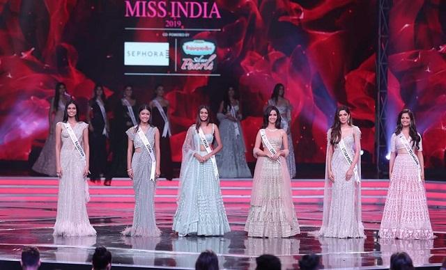 India Tv - Miss India 2019