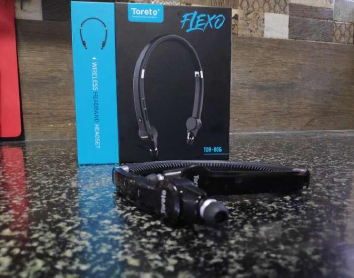 Toreto Flexo Review: A foldable wireless Bluetooth headband headset that sounds great
