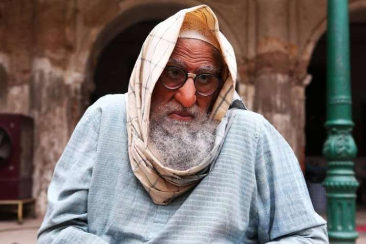 India Tv - Amitabh Bachchan's upcoming film Gulabo Sitabo's shoot in Lucknow