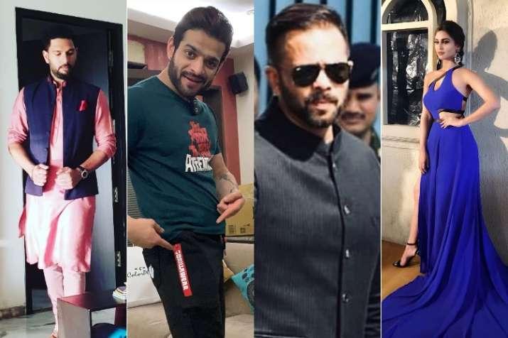 Yuvraj Singh, Karan Patel, and Krystle D'Souza approached