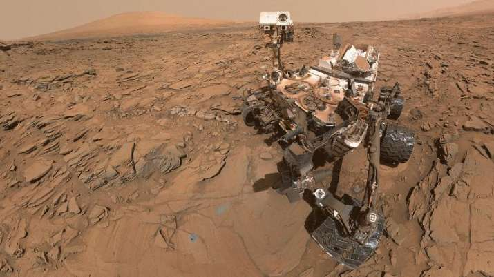 On Mars, NASA Curiosity rover finds largest amount of